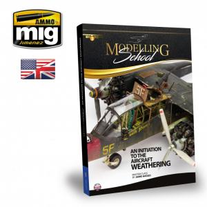 Ammo Mig Jimenez Modelling School - An Initiation to Aircraft Weathering