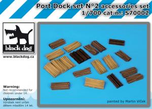 Black Dog Port Dock Set No 2
