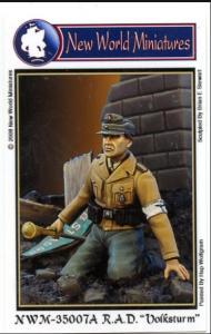 New World Miniatures R.A.D. Volksturm 1945