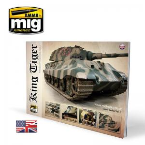 Ammo Mig Jimenez King Tiger – Visual Modelers Guide
