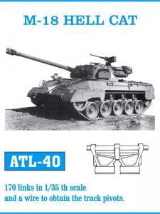 Friulmodel M18 Hellcat - Track Links