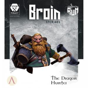 Scale75 BROIN, THE DRAGON HUNTER