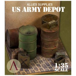 Scale75 US SUPPLIES - US ARMY DEPOT