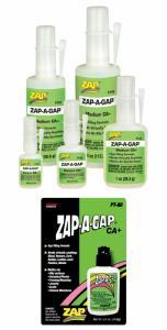 Zap ZAP Gapfilling CA+ Glue, 7 gr Green