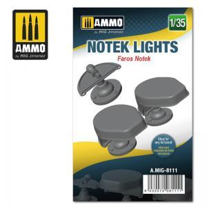 Ammo Mig Jimenez Notek Lights