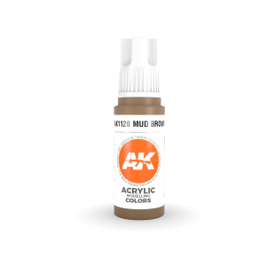 AK Interactive Brown Sand 17ml