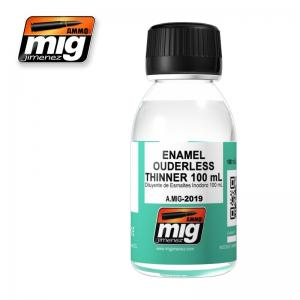 Ammo Mig Jimenez Enamel Odourless Thinner, 100ml