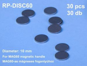 RP Toolz Steel Discs for Magnetic Handle 60 (30 pcs)
