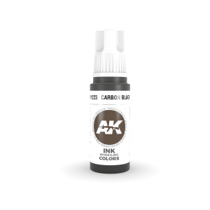 AK Interactive Carbon Black INK 17ml