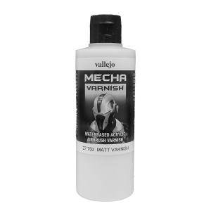 Vallejo Mecha Varnish, Matt 200ml