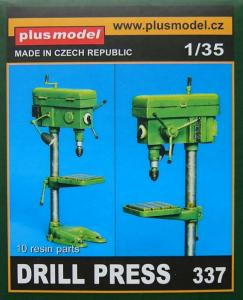 Plus Model Drill press