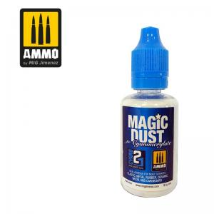 Ammo Mig Jimenez Cyano 2 - Magic Dust for CA Glue