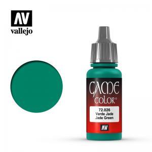 Vallejo Game Color - Jade Green