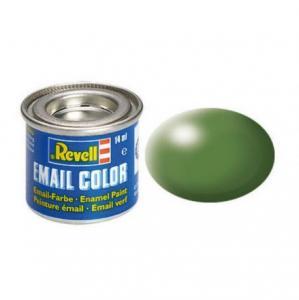 Revell Fern green, silk RAL 6025