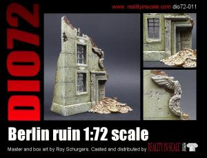Reality in Scale Berlin Ruin