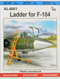Plus Model Ladder for Lockheed F-104 Starfighter