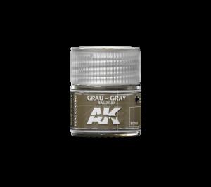 AK Interactive Grau-Gray RAL 7027 10ml