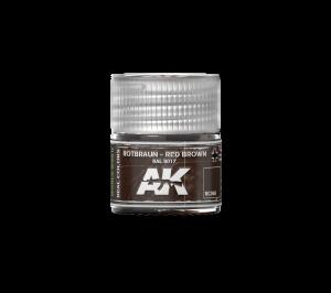 AK Interactive Rotbraun-Red Brown RAL 8017 10ml