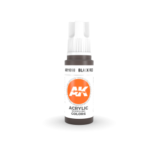 AK Interactive Black Red 17ml