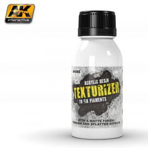 AK Interactive TEXTURIZER ACRYLIC RESIN 100 ml