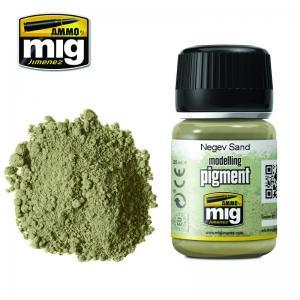 Ammo Mig Jimenez Pigment - Negev Sand