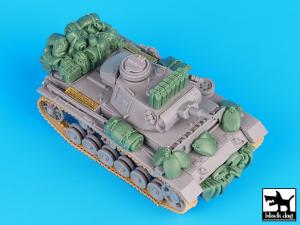 Black Dog Pz.Kpfw. III Ausf.N Accessories Set
