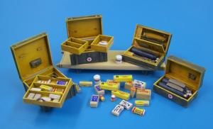 Plus Model German medical set