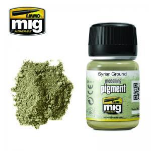 Ammo Mig Jimenez Pigment - Syrian Ground