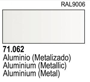 Vallejo Model Air 062 - Aluminium