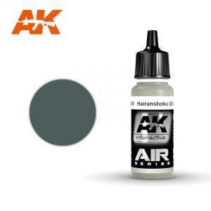 AK Interactive Hairanshoku (Grey Indigo) 17ml