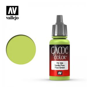 Vallejo Game Color - Fluo Green