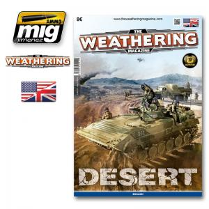 Ammo Mig Jimenez The Weathering Magazine #13, Desert.