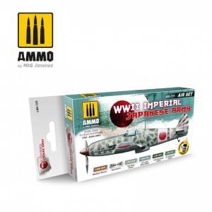 Ammo Mig Jimenez WWII IMPERIAL JAPANESE ARMY SET
