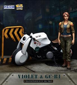 Nuts Planet Violet & GC-B1