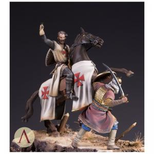 Scale75 KNIGHT TEMPLAR + SARACEN WARRIOR PACK