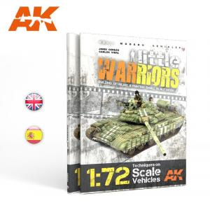 AK Interactive LITTLE WARRIORS - English