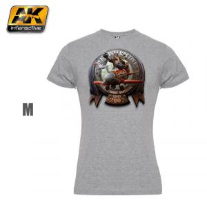 "AK Interactive AK AVIATOR T-SHIRT WOMEN ""M"" Limited edition"