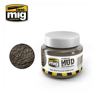 Ammo Mig Jimenez Dark Mud Ground