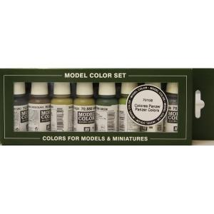 Vallejo Model Color Set - Panzer Colors