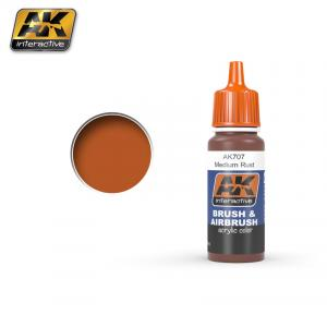 AK Interactive Medium Rust 17ml