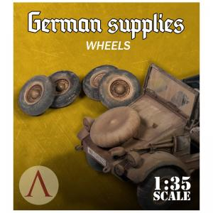 Scale75 GERMAN SUPPLIES - WHEELS