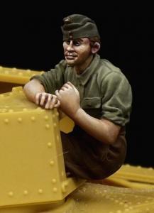 Bodi Hungarian 40M Turan Crewman