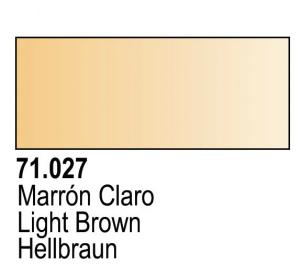Vallejo Model Air 027 - Light Brown
