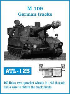Friulmodel M109 German Tracks - Track Links