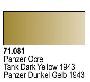 Vallejo Model Air 081 - Tank Dark Yellow 1943