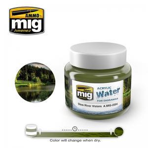 Ammo Mig Jimenez Slow River Water