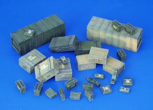 Plus Model Ammunition Transportational Containers, Allied