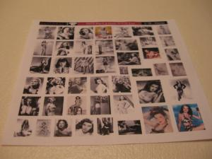 Reality in Scale Pin Up Girls WWII Era