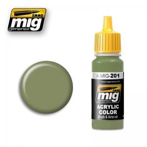 Ammo Mig Jimenez FS 34424 LIGHT GRAY GREEN