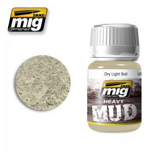 Ammo Mig Jimenez Dry Light Soil